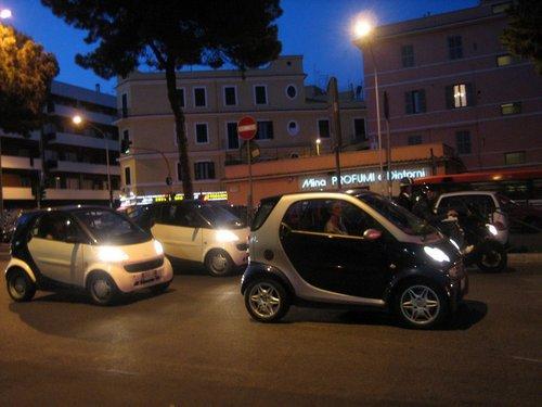 Smart Car, Rome